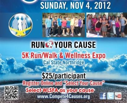 So Cal Chapter 5K Run/Walk – Sign up NOW!